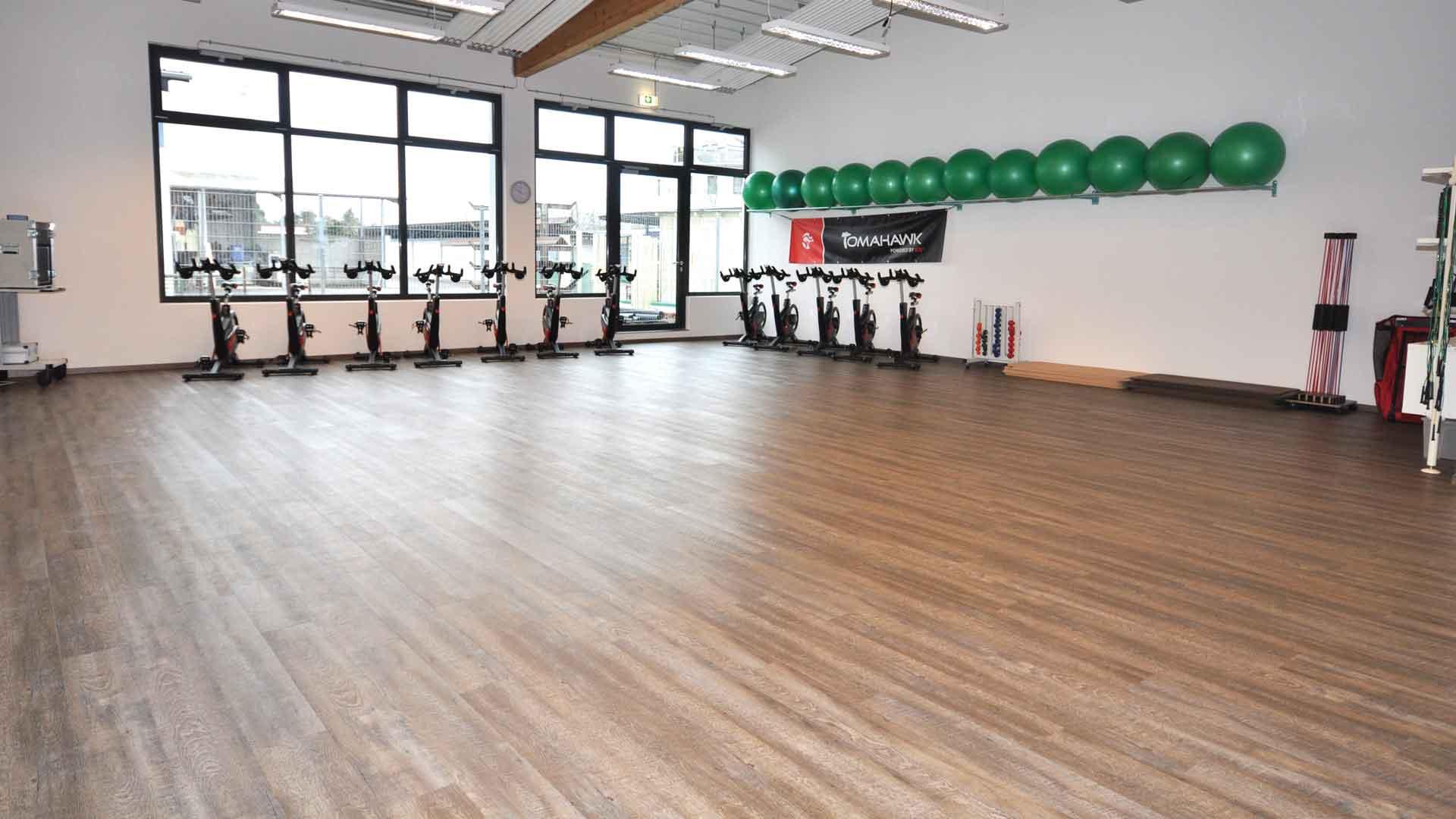 area-elastic floors