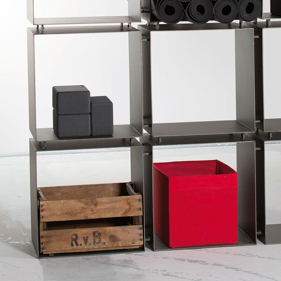 regal iboo cube l w fit in design. Black Bedroom Furniture Sets. Home Design Ideas