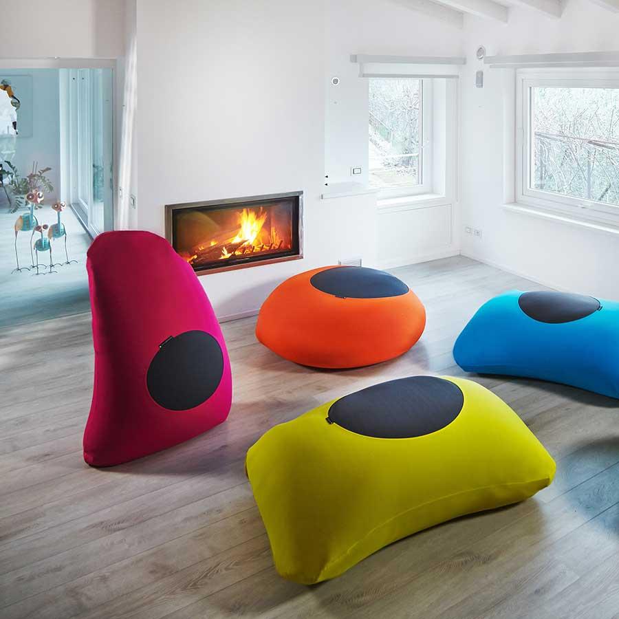 poduszki siedzenia